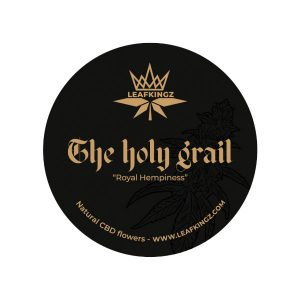 Leafkingz Holy Grain Flower 3gr - 9,0% CBD