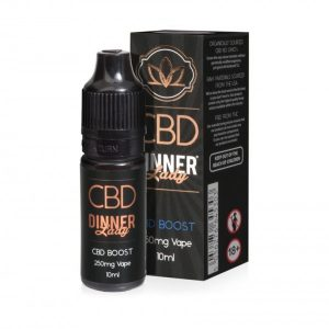 Dinner Lady CBD Boost 10 ml