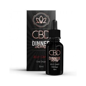 Dinner Lady Oral Drops Jelly Candy 15ml-30ml