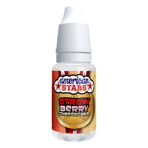 American Stars Strawberry Cheecake 10ml