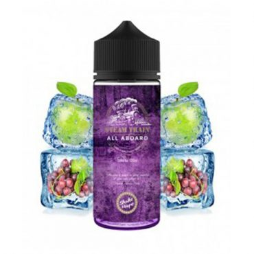 Steam Train Flavour Shot All Aboard 24ml (120ml)