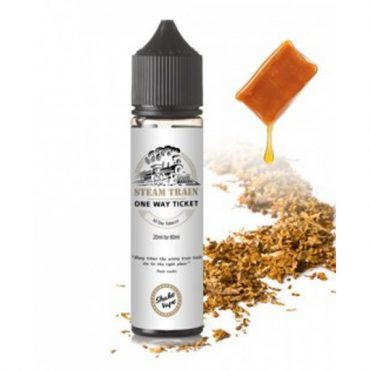 Steam Train Flavour Shot One Way Ticket 20ml (60ml)