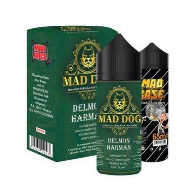Mad Juice – Delmon Harman 20ml/100ml bottle flavor