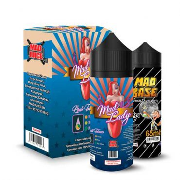 Mad Lady – Pirate Tobacco 20ml/100ml bottle flavor