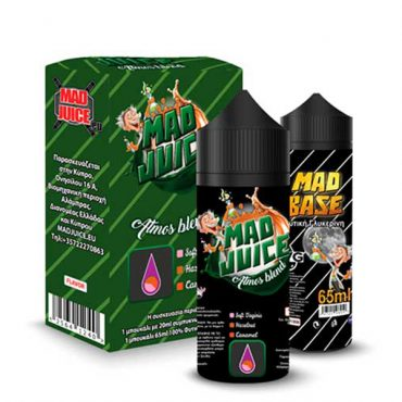 Mad Juice – Atmos Blend 20ml/100ml bottle flavor