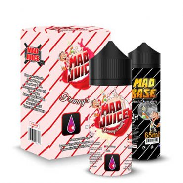Mad Juice – Granny's Milk 20ml/100ml bottle flavor