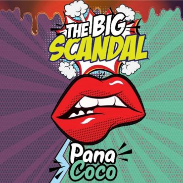 Big Scandal Flavor Shot Panacoco 100ml