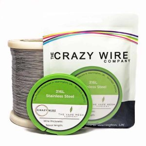 Crazy Wire SS316L (10meter)