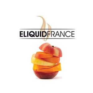 Eliquid France Flavour Peach Apricot 10ml