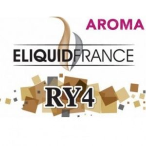 Eliquid France Flavour RY4 10ml
