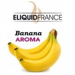 Eliquid France Flavour Banana 10ml
