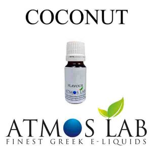 ATMOS LAB FLAVOR 10ML COCONUT