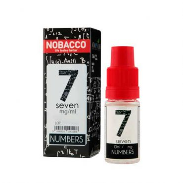 NUMBERS – SEVEN 10ml