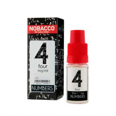 NUMBERS – FOUR 10ml