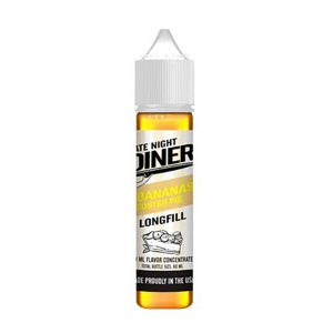 Late Night Diner - Bananas Foster Pie 20/60ml